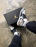 """Мужские/женские кроссовки Nike Air Jordan 1 Retro """"Dark Mocha, 36, фото 3"""