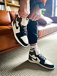 """Мужские/женские кроссовки Nike Air Jordan 1 Retro """"Dark Mocha, 36, фото 5"""