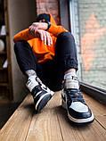 """Мужские/женские кроссовки Nike Air Jordan 1 Retro """"Dark Mocha, 36, фото 8"""
