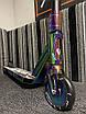 "Трюковый самокат Viper V-Tech Pro ""rainbow"", фото 2"