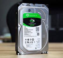 "Жесткий диск внутренний SEAGATE HDD 3.5"" SATA 3.0 2TB 7200RPM BarraCuda (ST1000DM010)"