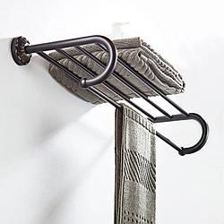 Вішалка для рушників у ванну кімнату. Модель RD-54250