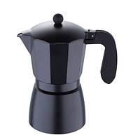 Гейзерна кавоварка еспресо на 12 чашок San ignacio SG-3518