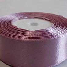 Лента атласная. Цвет лиловый. Ширина 2.5 см