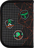 Школьный набор Kite Education Рюкзак каркасный 35х25х13 11.5 л + пенал + сумка для обуви (SET_K21-501S-2), фото 7