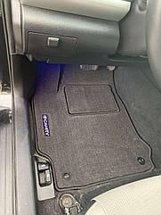 Килимки в салон ворсові AVTM для Тойота Камри/Toyota Camry (2011-) /Черн, Premium BLCLX1613
