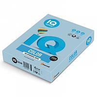 Бумага А4 IQ Color OBL70 голубой (1010314)