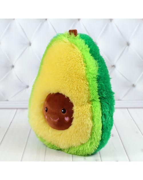 Мягкая игрушка-подушка Авокадо Копица 27 см