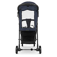 Детская прогулочная коляска M 4249-2 Blue книжка от 6-ти месяцев до 3-х лет, фото 6
