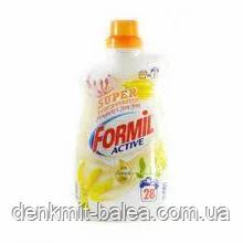 Гель Формил  для стирки белых и цветных тканей Formil Biological 1000 мл