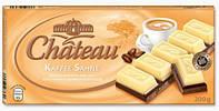 Шоколад белый + черный Chateau 200 г.