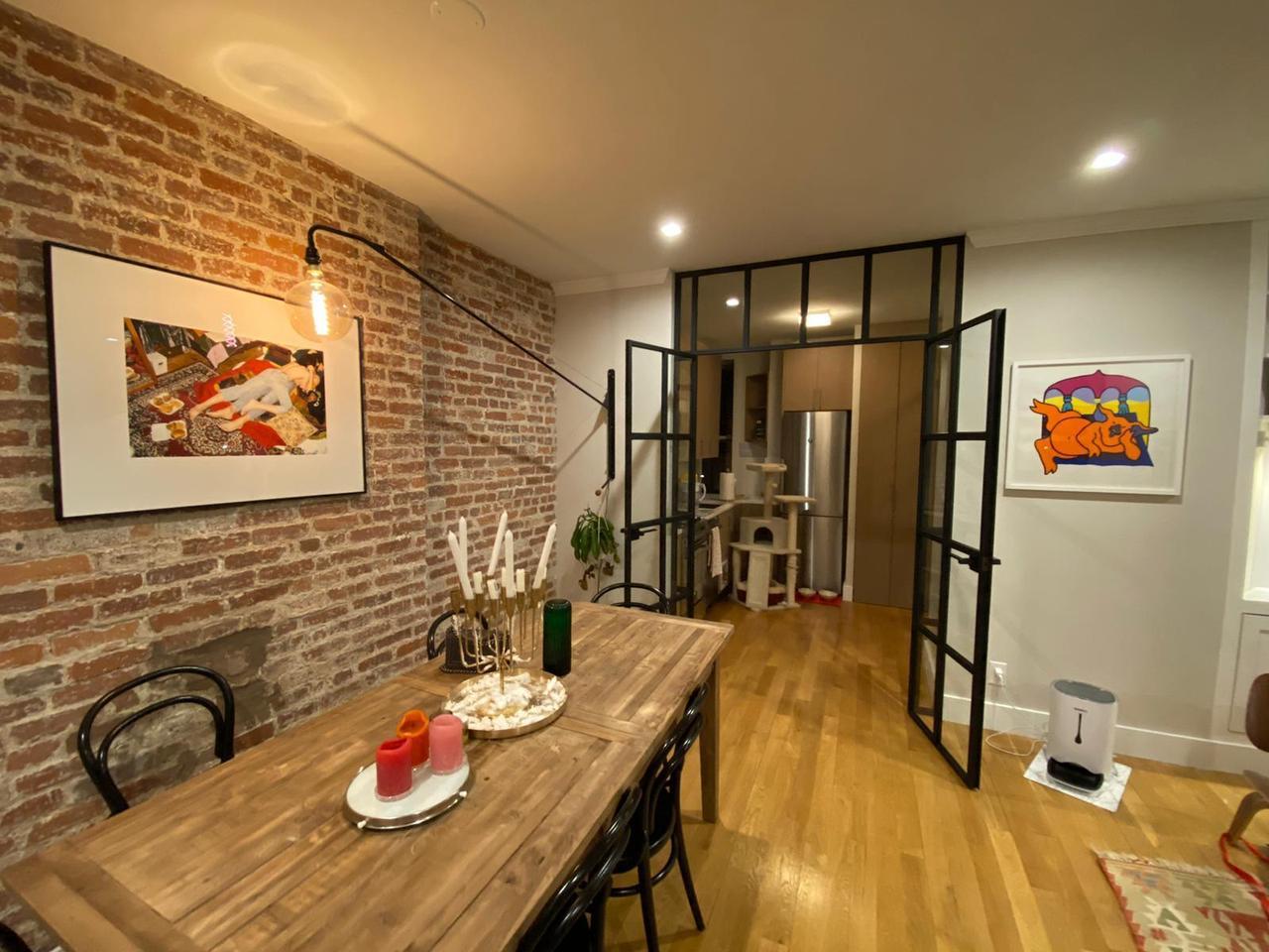 Скляна перегородка в стилі лофт Перегородки зі скла, Скляні двері будинку Розсувні двері зі скла
