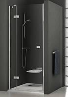Душевые двери в нишу Ravak SmartLine SMSD2-90 (A) L 0SL7AA00Z1 хром/прозрачное левая