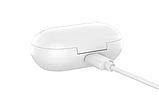 Зарядный кейс Greatlizard для Samsung Galaxy Buds / Samsung Galaxy Buds Plus / + кабель / White, фото 7