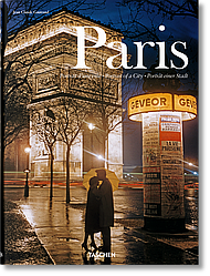 Книга Paris. Portrait of a City. Автор - Jean Claude Gautrand (Taschen)