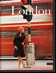 Книга London. Portrait of a City. Автор - Reuel Golden (Taschen)