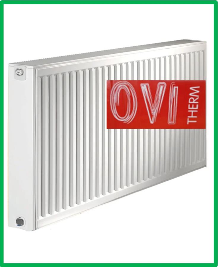 Сталевий радіатор Ovi Therm 22 тип 500*1100 бокове підключення