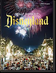 Книга Walt disney's Disneyland. Автор - Chris Nichols (Taschen) (English)