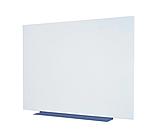 Безрамная магнитная доска для маркера 75 х 100 см. Белая маркерная доска для рисования маркером. Tetris, фото 7