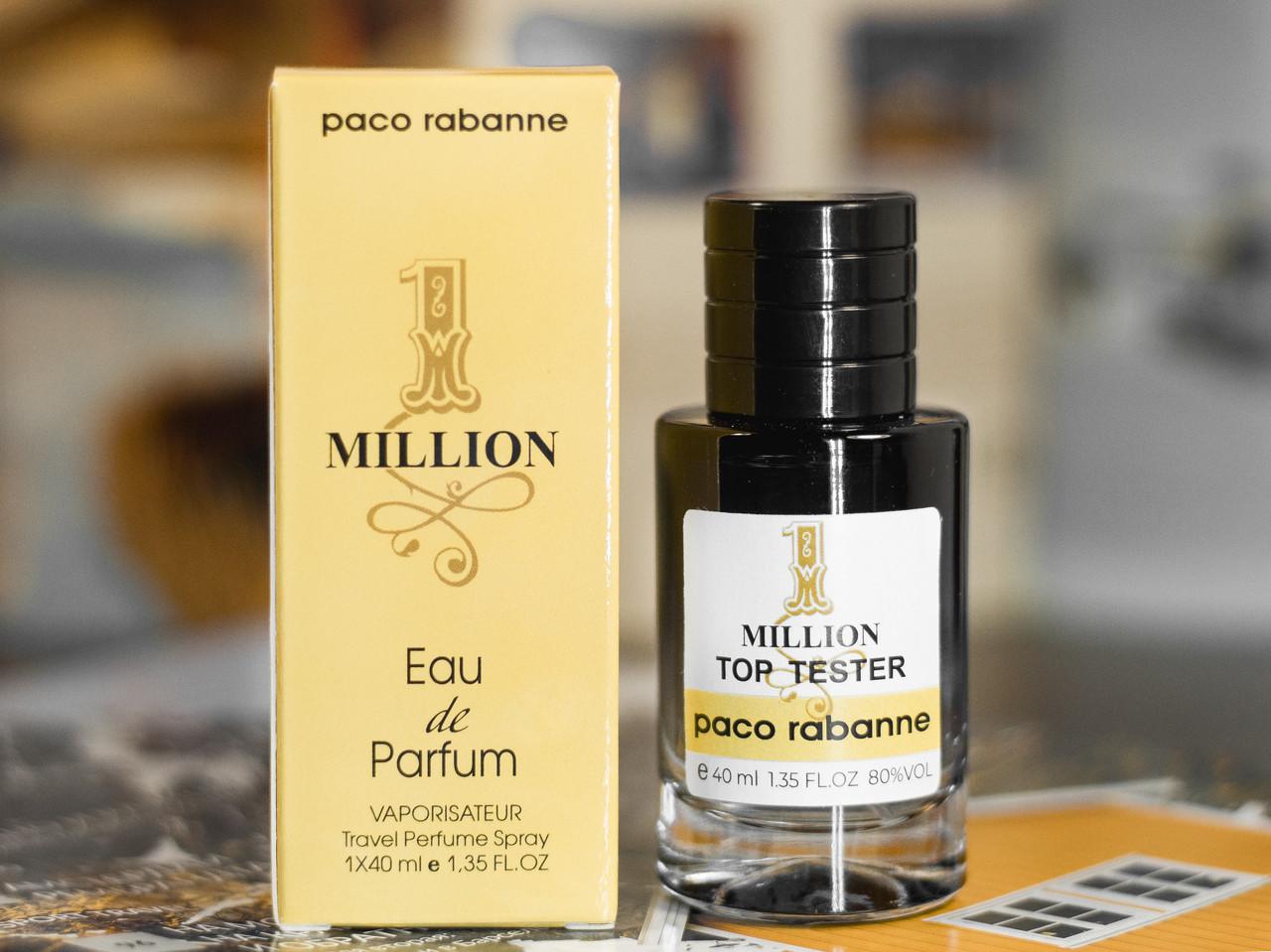 Paco Rabanne 1 Million tester 40ml