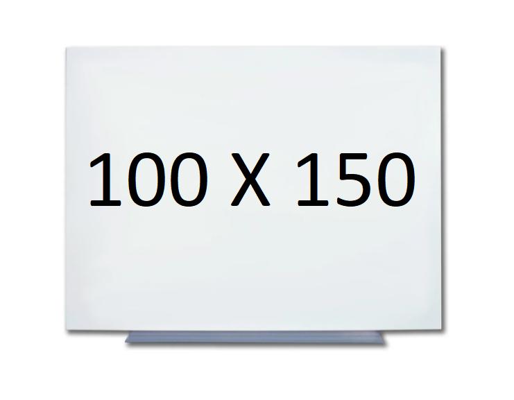 Дошка Безрамна Магнітно-Маркерна 100 х 150 див. Tetris