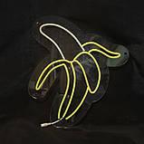 """Неоновая вывеска """"Банан"""", фото 4"""