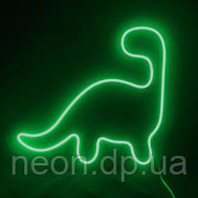 """Неоновий світильник """"Динозавр"""""""
