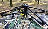 Автоматична намет 2-х місцева Зелена Намет на пікнік для двох, фото 4