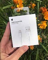 Зарядный Кабель Apple Lightning to USB для iPhone Оригинал