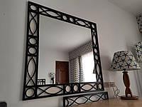 Зеркало в раме 100смх100см, фото 1