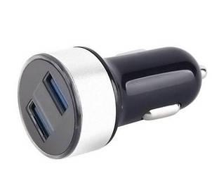 Адаптер автомобільний CAR USB HC7 auto id 3.1A