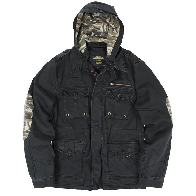 Мужская куртка Alpha Industries McArthur Jacket
