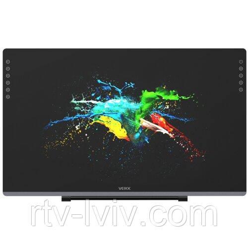"""Планшет графічний Veikk VK2200 (LCD 21,5"""" FullHD 5080 lpi)"""