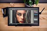 "Планшет графічний Veikk VK2200 (LCD 21,5"" FullHD 5080 lpi), фото 3"