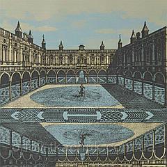 Шпалери Royal Exchange Palladio Zoffany
