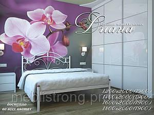 Металлическая кровать Диана (Металл-Дизайн)
