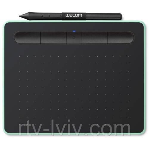 Планшет графический Wacom Intuos S BT