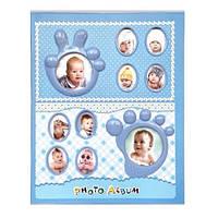Фотоальбом для новорожденного 240 фото + анкета русс.яз