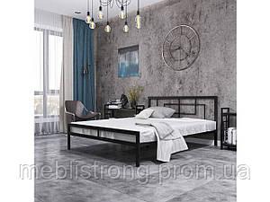 Металлическая кровать Квадро кровать (Металл-Дизайн)