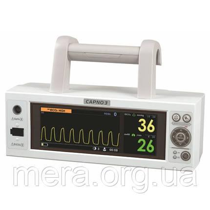 Монитор пациента капнограф CX210 (CAPNO3), фото 2