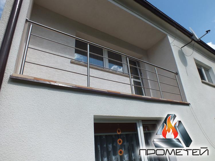 Балконные перила и ограждения - на террасу, веранду, балкон с монтажем - быстрый просчет, цены от изготовителя