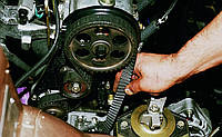 Замена комплекта ГРМ бензиновый двигатель 8 клапанов
