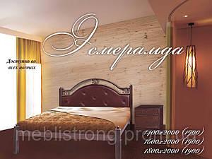 Металлическая кровать Эсмеральда (Металл-Дизайн)