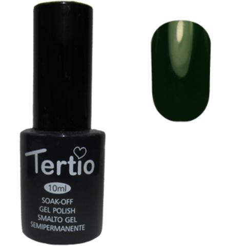 Гель-лак Tertio №163 (зеленый мох)