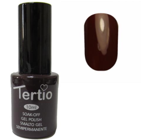 Гель-лак Tertio №164 (темный хаки)