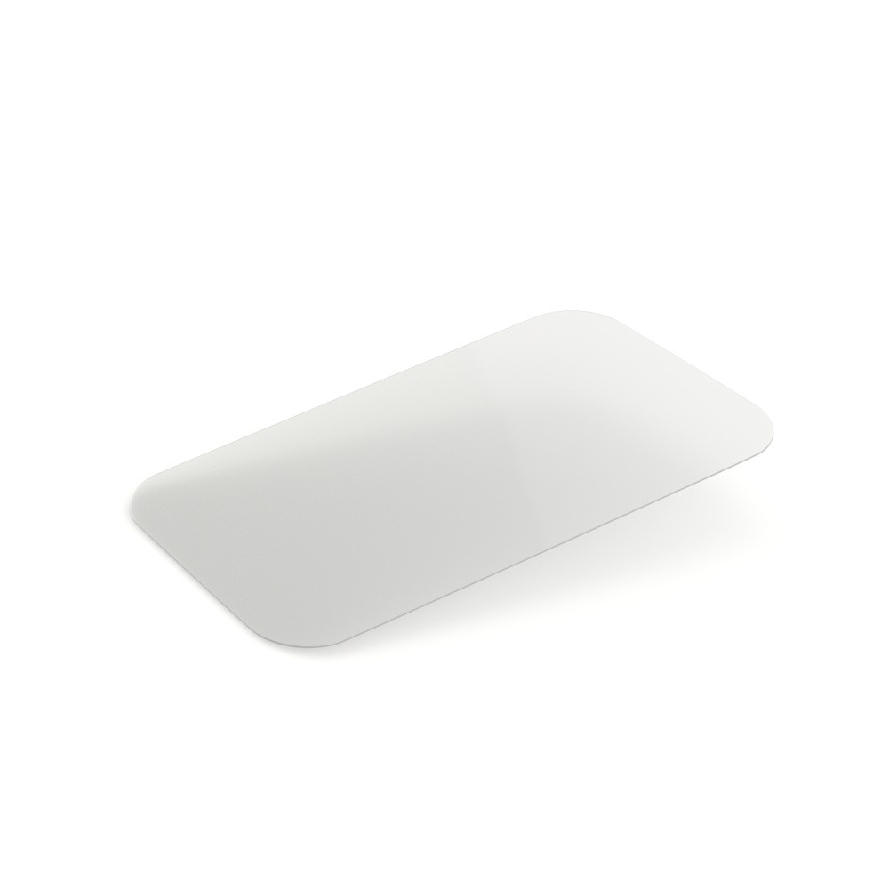 Кришка плоска, пластикова для контейнера LA-CAR SP88L, (50 шт/уп.)