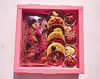 Шоколад и шоколадные конфеты - Шоколадные подарочные наборы (Шоколадка+конфеты+медианты)