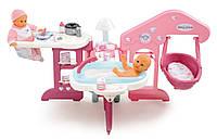 Детский кукольный набор Smoby Большой центр по уходу за куклой Baby Nurse 24018