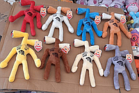 Сиреноголовые мягкая игрушка 36см , Картун Кэт, Картун Дог