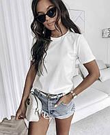 Базовая женская футболка